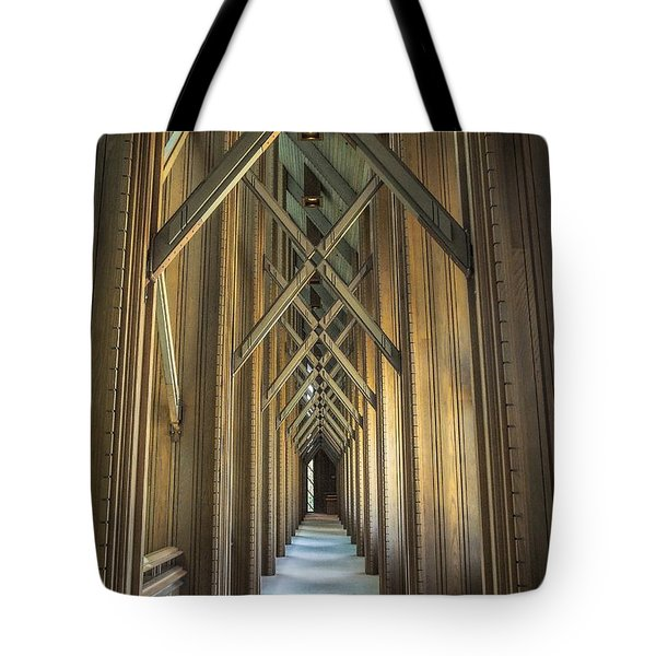 The Doorway Leading To... Tote Bag