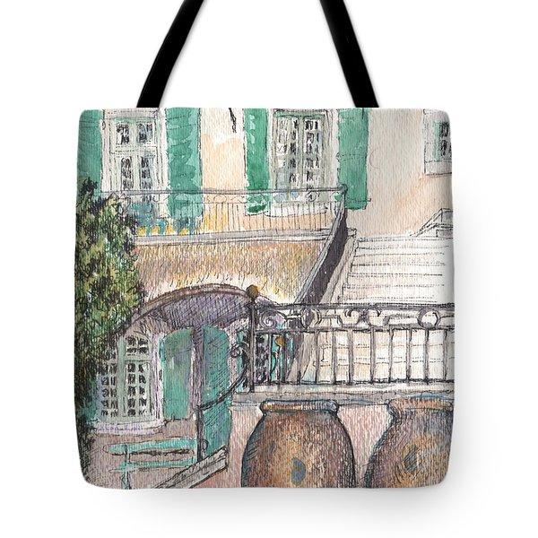 The Dora Maar Residency Tote Bag
