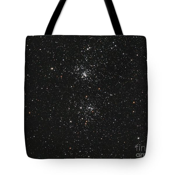 The Double Cluster Tote Bag