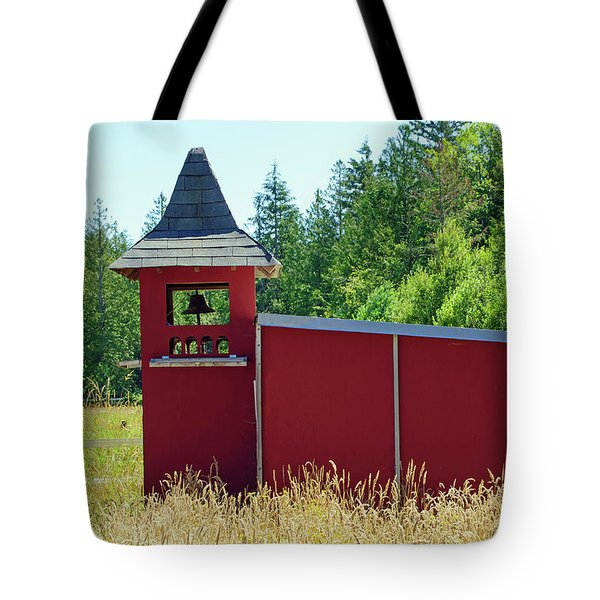 Tote Bag featuring the photograph The Dove Loft by Tikvah's Hope