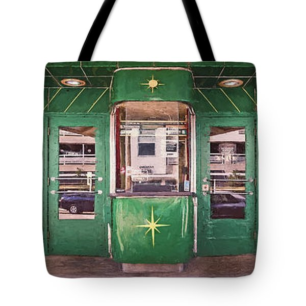 The Downer Theater 2016 Tote Bag