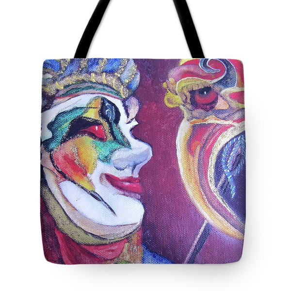 The Dr. Tote Bag