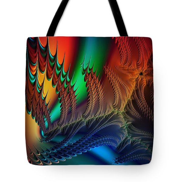 The Dragon's Den Tote Bag
