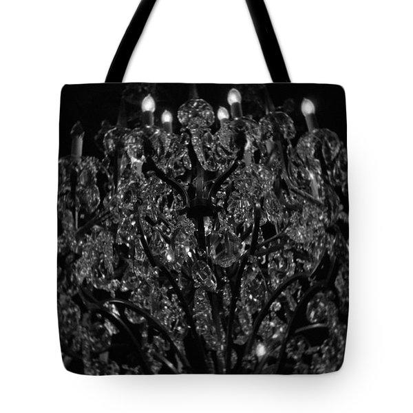 The Drake Chandelier Tote Bag
