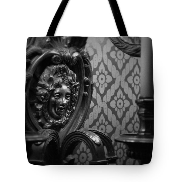 The Drake Face Tote Bag
