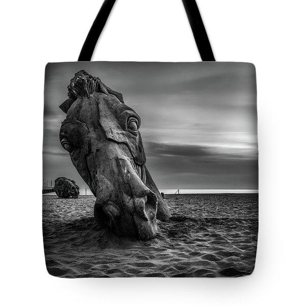 The Dread Horses Tote Bag