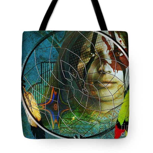 The Dream Catcher Tote Bag