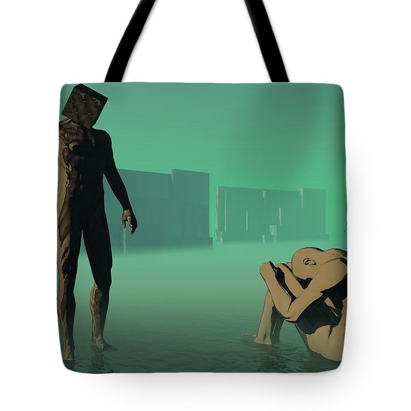 The Dream Of Shame Tote Bag