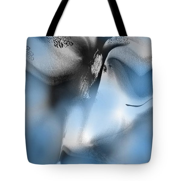 Tote Bag featuring the digital art The Dream Of Sorrow by Yul Olaivar