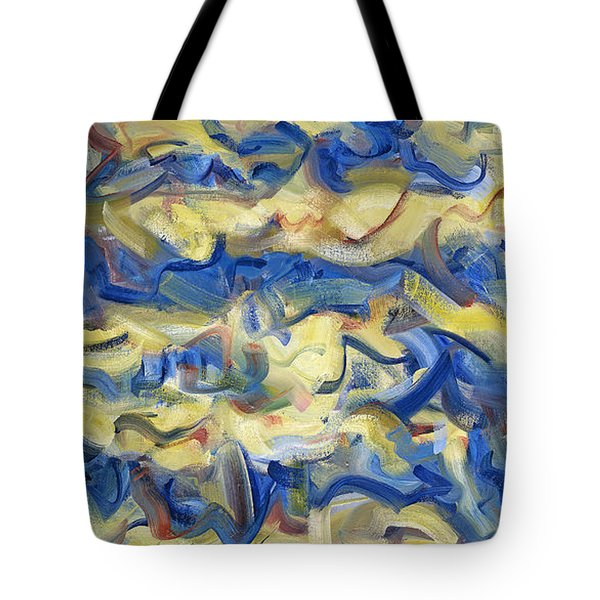The Dream Stelae / Amenhotep IIi Tote Bag