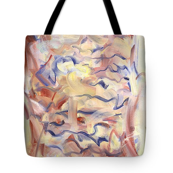 The Dream Stelae / Hatshepsut Tote Bag
