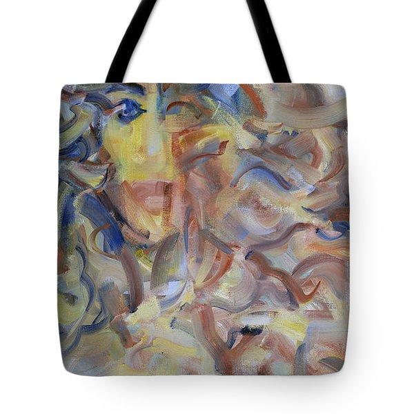 The Dream Stelae / Nefertiti Tote Bag