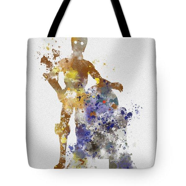 The Droids Tote Bag