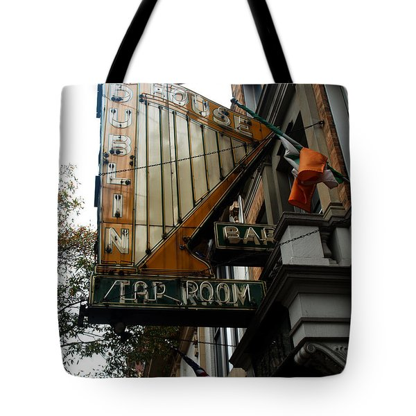 The Dublin House Tap House Tote Bag