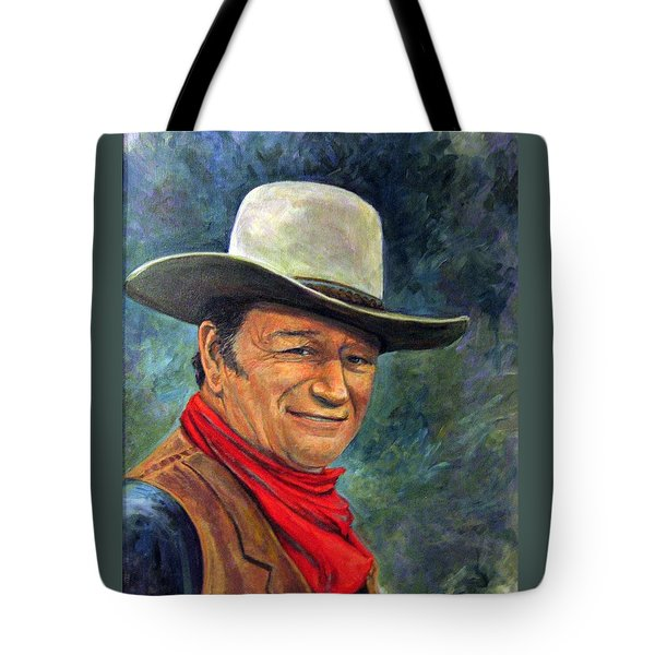 The Duke Tote Bag