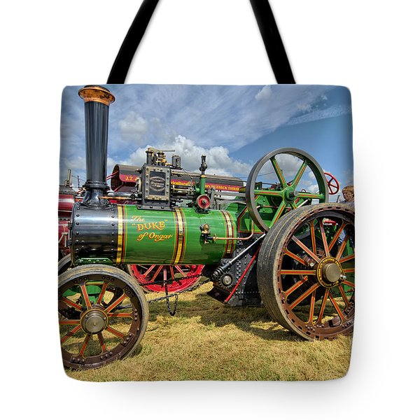 The Duke Of Ongar Tote Bag