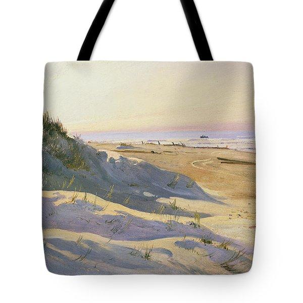 The Dunes Sonderstrand Skagen Tote Bag by Holgar Drachman