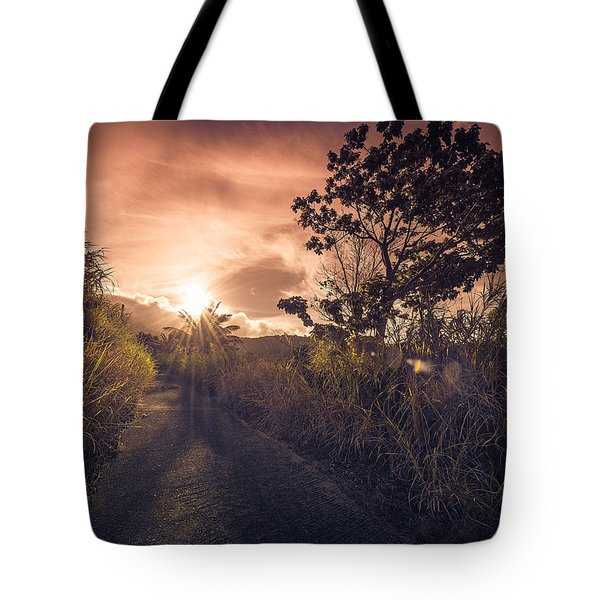 The Dusk Tote Bag