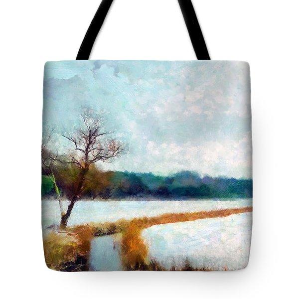 The Dyke Tote Bag
