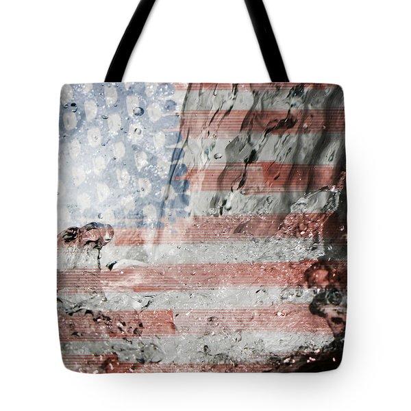 The Eagle Has Risen Tote Bag