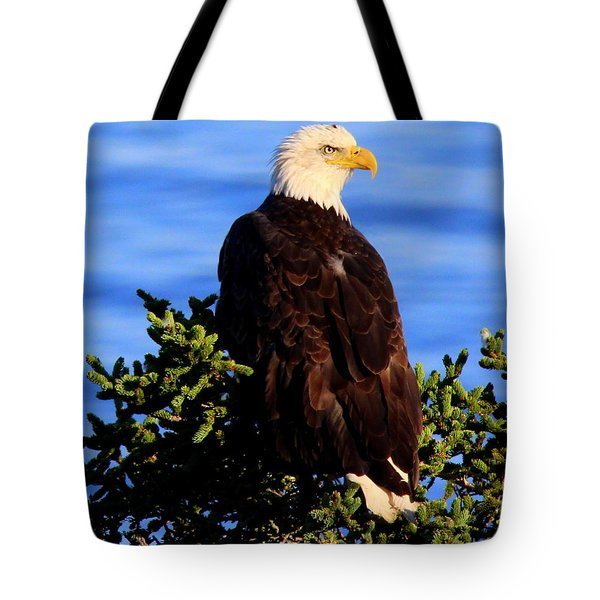 The Eagle Has Landed 2 Tote Bag