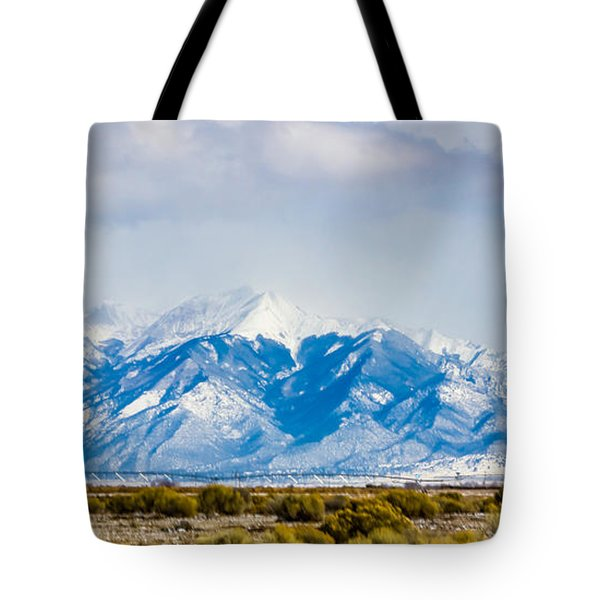 The Eagle Or Condor And Heart Tote Bag
