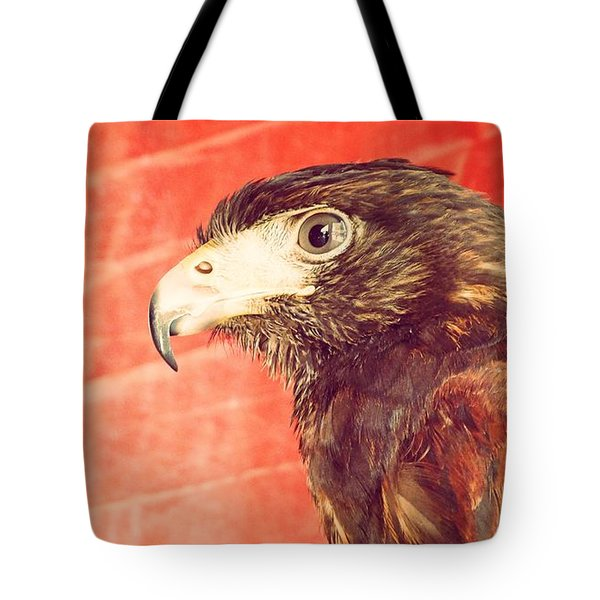 The Eagle Tote Bag by Pedro Venancio
