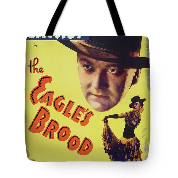 The Eagle's Brood 1935 Tote Bag