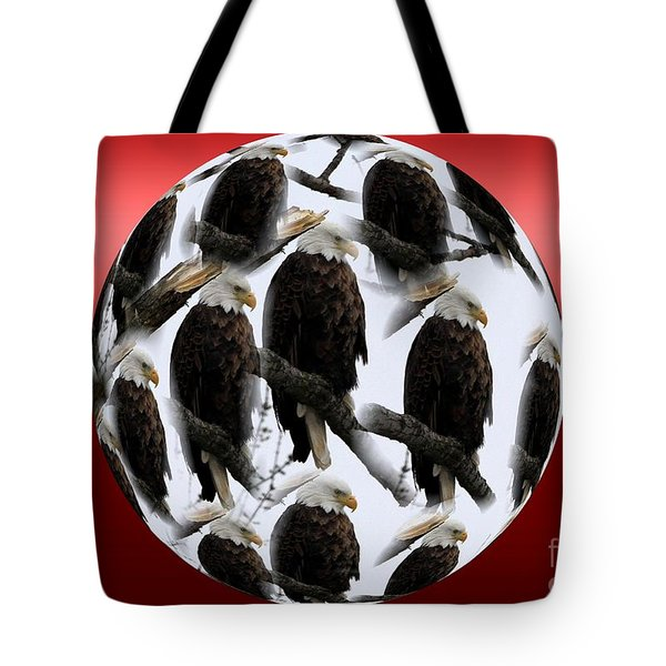 The Eagles Tote Bag
