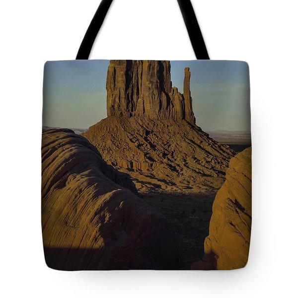 The Earth Says Hello Tote Bag