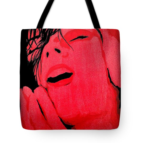The Ecstasy Tote Bag