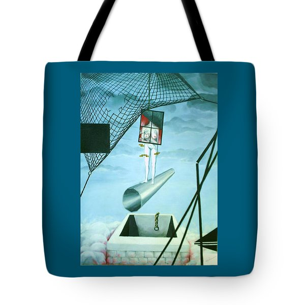 The Edge Tote Bag