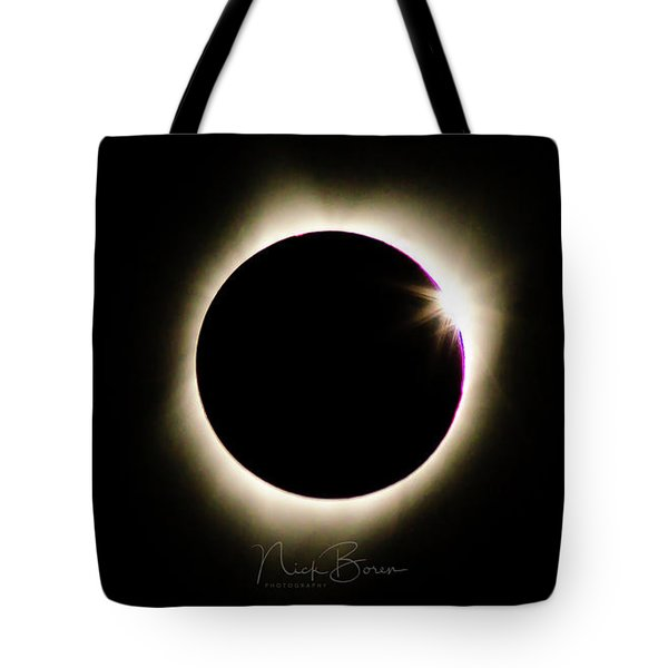 The Edge Of Totality 2 Tote Bag