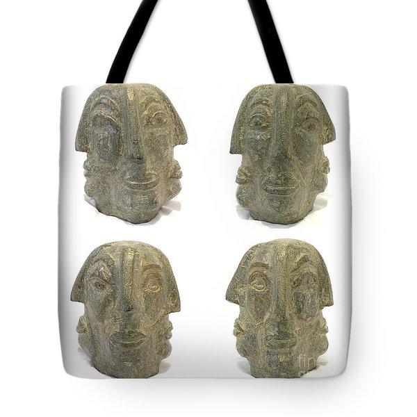 The Edge Walkers Tote Bag