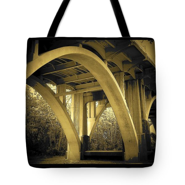 The Edmund Pettus Bridge I Tote Bag