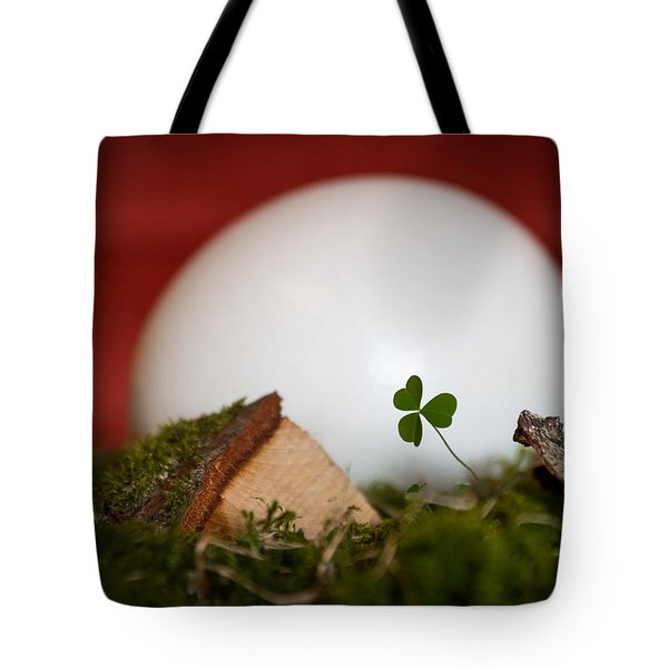 the egg - Happy Easter Tote Bag