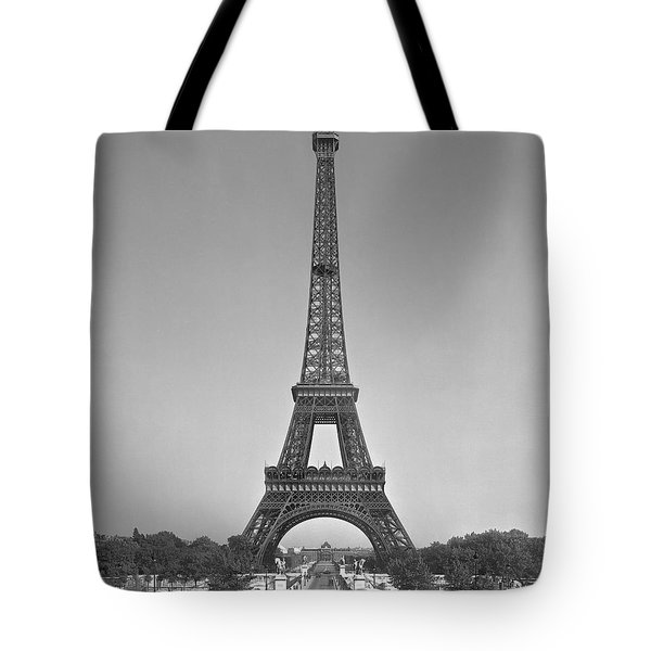 The Eiffel Tower Tote Bag by Gustave Eiffel