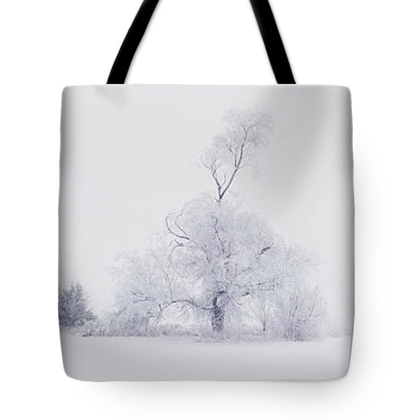 Tote Bag featuring the photograph The Eldar Tree by Dustin LeFevre