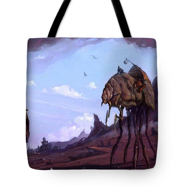 The Elder Scrolls IIi Morrowind Tote Bag