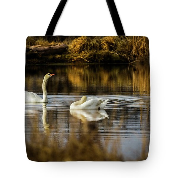 The Elegance Of Nature Tote Bag