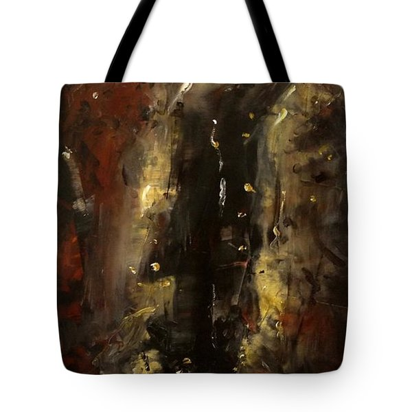The Elements Earth #1 Tote Bag