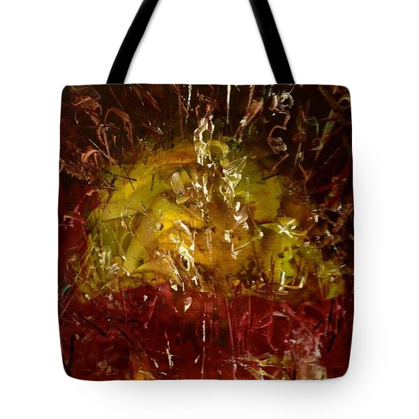 The Elements Earth #4 Tote Bag