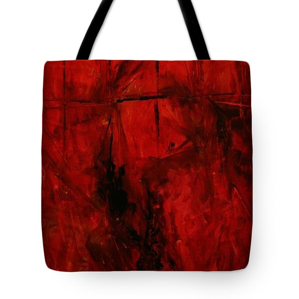 The Elements Fire #3 Tote Bag