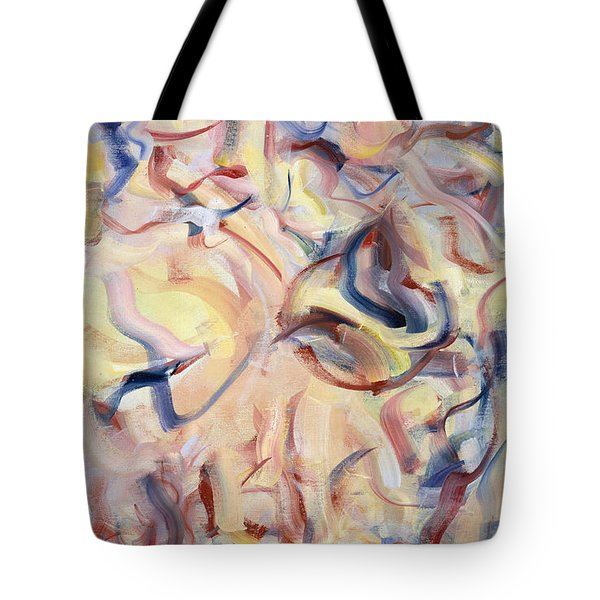 The Elements, The Breath Of Life Tote Bag
