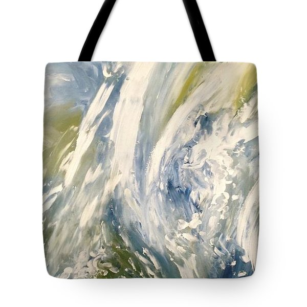 The Elements Water #1 Tote Bag