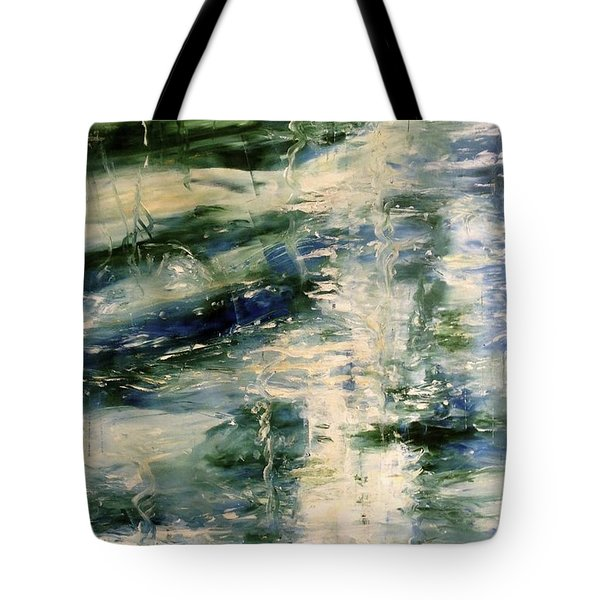 The Elements Water #5 Tote Bag
