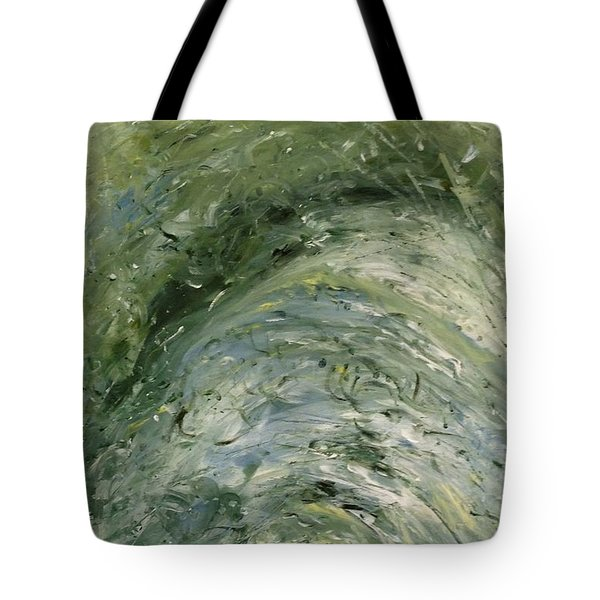 The Elements Water #6 Tote Bag