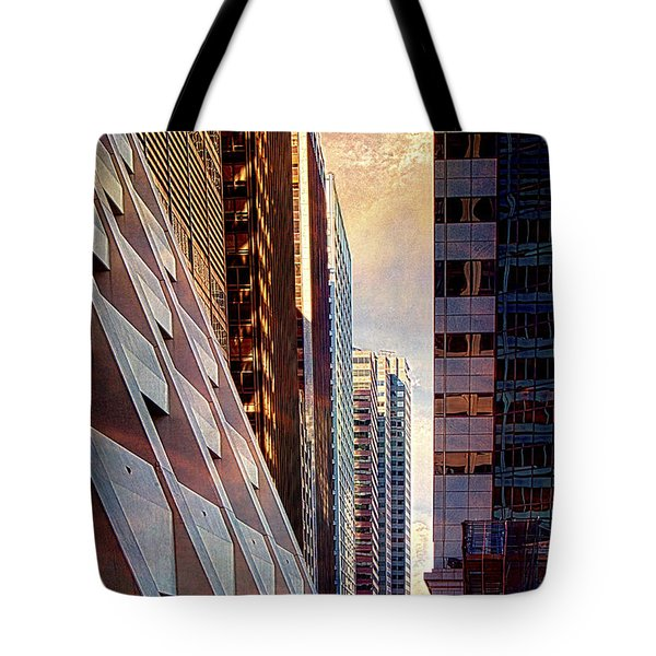 The Elevated Acre Tote Bag