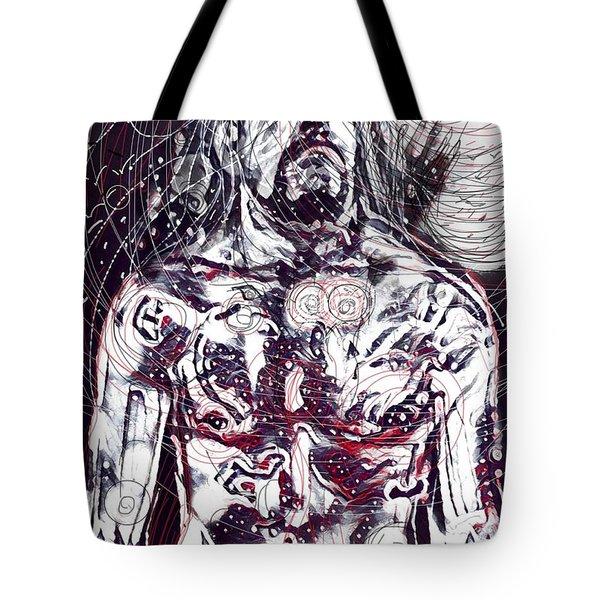 The Emissary Tote Bag
