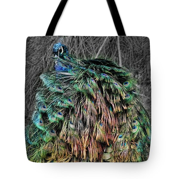 The Emperors Clothes Tote Bag by Douglas Barnard